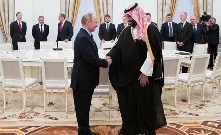 Saúdskoarabský princ se vrátil z Moskvy rozčarován. Putin ho totálně vyšachoval