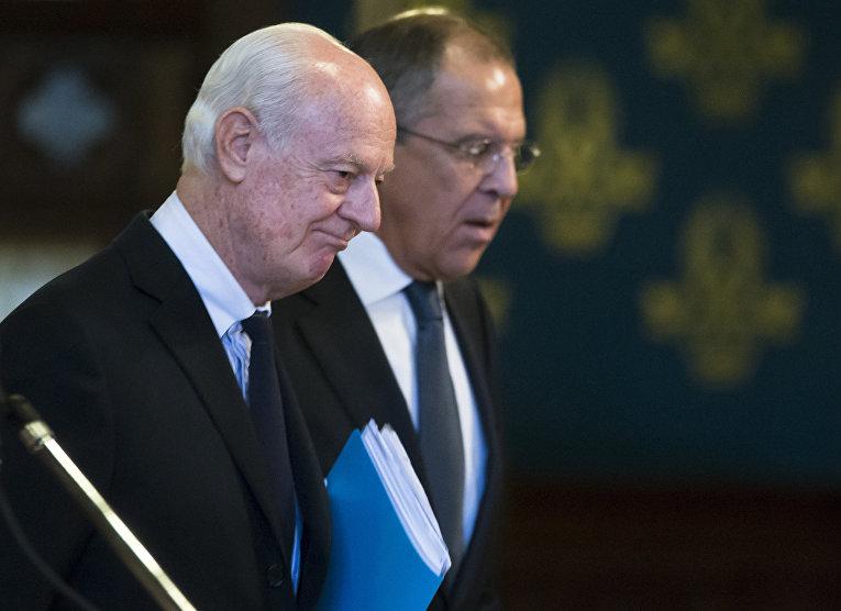 ООН склоняется к линии российско-иранской дипломатии