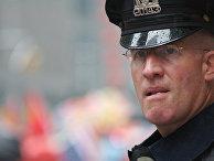 Полицейский, Нью-Йорк, США
