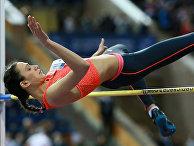 Российская спортсменка Мария Ласицкене (Кучина)