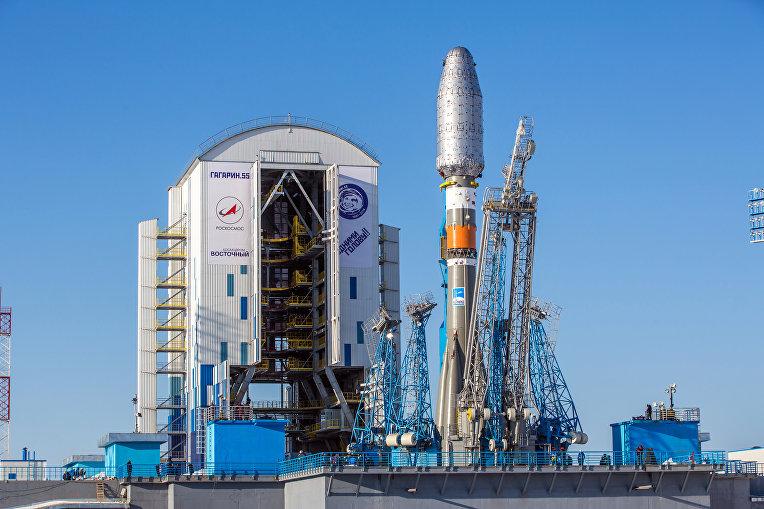 Подготовка к первому пуску на космодроме «Восточный»