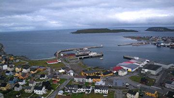 Остров Варде, Норвегия