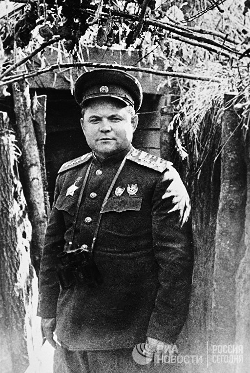 Николай Ватутин
