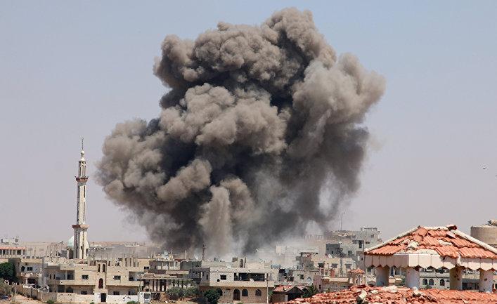 Что стоит заиранской ракетной атакой вСирии?