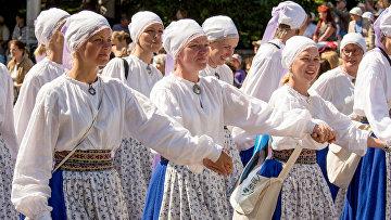 Песенный фистиваль в Таллине