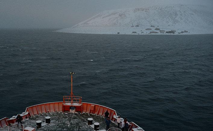 Карское море обладает большим потенциалом для развития арктического промысла