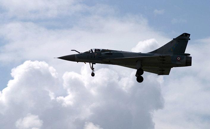 Французский истребитель «Мираж-200»