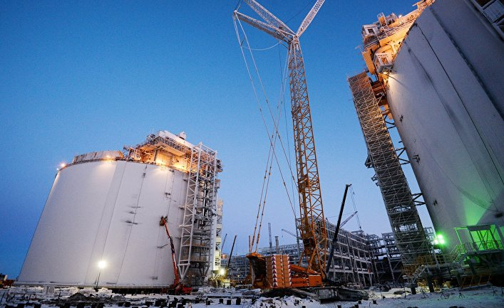 Россия вытесняет Катар из списка главных экспортеров газа