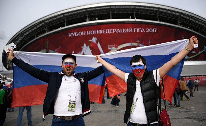 ФИФА: «Кубок конфедераций стал большим успехом»