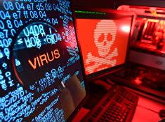 Глобальная атака вируса-вымогателя