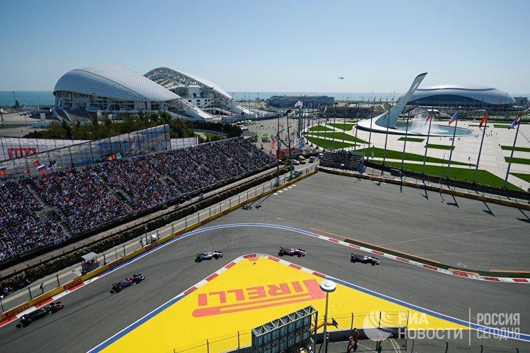 «Формула-1» в Сочи