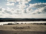 26 июля 2011. Залив в Мурманске