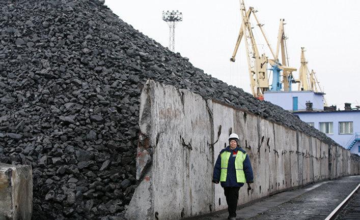Экспорт и импорт каменного угля