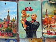 Продукция сувенирного магазина в Москве