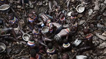 Стефано де Луиджи «Засуха в Кении», 2009