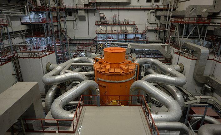 Белоярская АЭС в Свердловской области