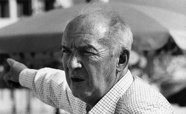 Владимир Набоков в 1973 году