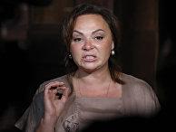 Адвокат Наталья Весельницкая отвечает на вопросы журналистов в Москве
