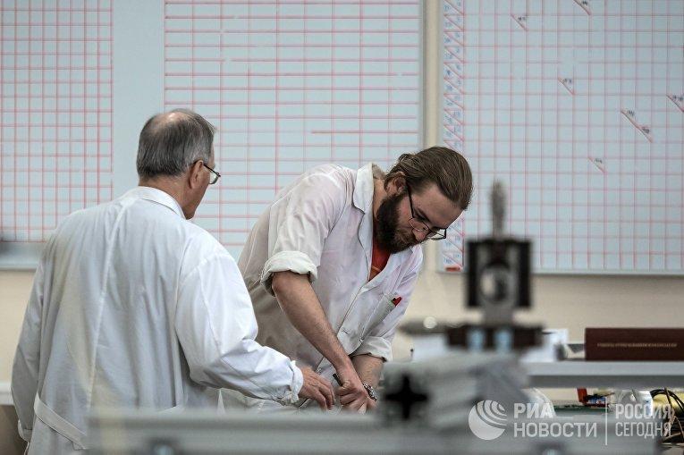 Работа Объединенного института ядерных исследований