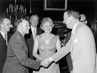 Визит Юрия Гагарина в Великобританию