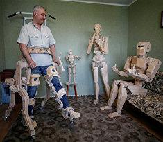 Деревянные роботы