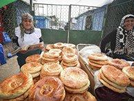 Зеленый рынок в Душанбе