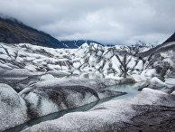 Ватнайёкюдль (Vatnajökull), Исландия
