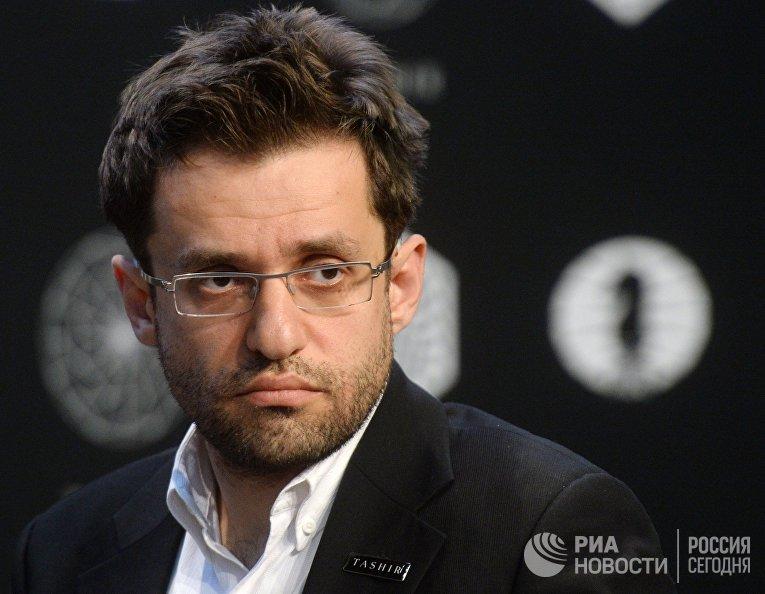 Гроссмейстер Левон Аронян