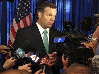 Американский политик Крис Кобах