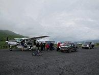 Аляска, о. Кадьяк. Малая авиация – самый быстрый способ добраться из деревни в деревню на острове.