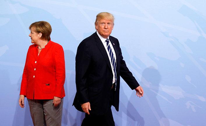 «Путин победил»: EC вярости из-за новых санкций США