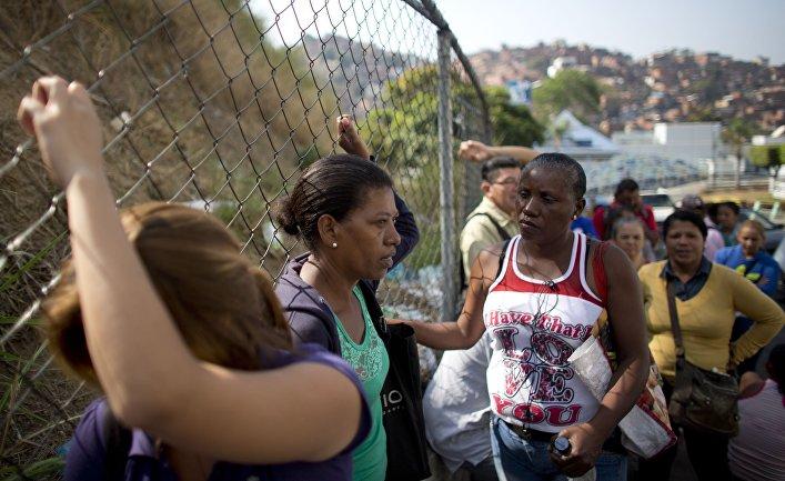 Госдеп: США непризнают Конституционную ассамблею Венесуэлы