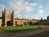 Кембриджский Тринити-колледж, Великобритания