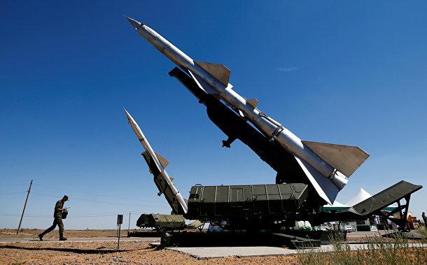 Ракеты противовоздушной обороны