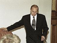 Владимир Путин, 1999 год