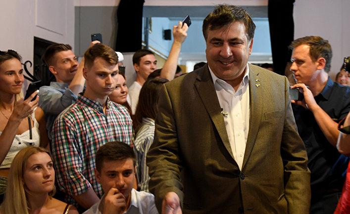 Таможенники опровергают задержание пресс-аташе партии Саакашвили