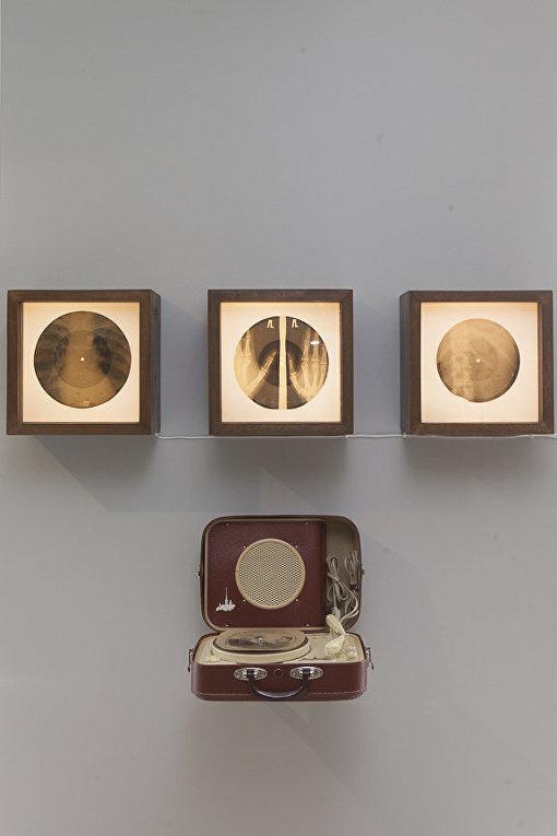 «Винил на костях»: выставка «Работа и игра за железным занавесом» в галерее GRAD в Лондоне