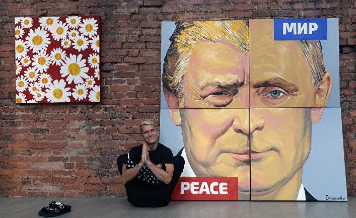 Картины российского художника Алексея Сергиенко