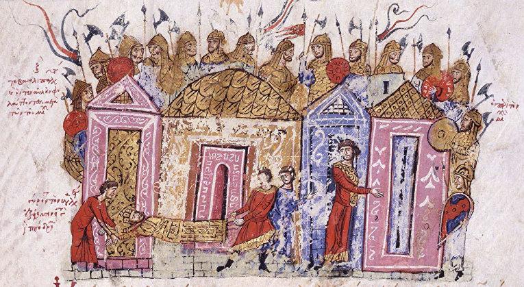 Варяги в Византии