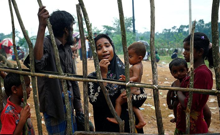 Беженцы в Кокс-базар, Бангладеш