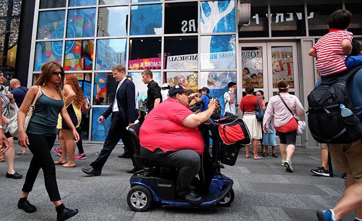 Почему мы такие толстые, Общество, ИноСМИ - Все, что достойно перевода
