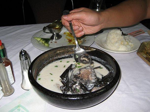 Суп из летучей мыши