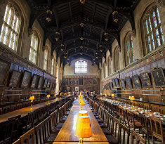Оксфордский университет