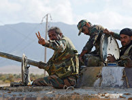 Сирийская армия прорвала осаду города Дейр-эз-Зор