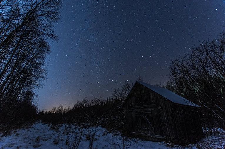 Домик в Северной Остроботнии (Похьянмаа), Финляндия
