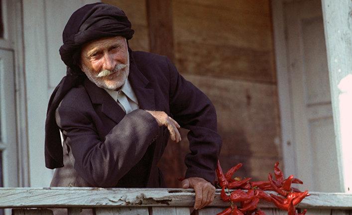 этому нет, фото абхазского мудрого старика нарисовать
