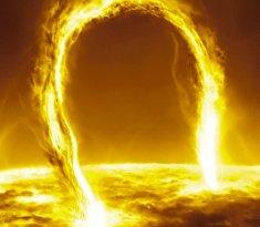 Расплавленное Солнце