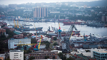 Города России. Владивосток