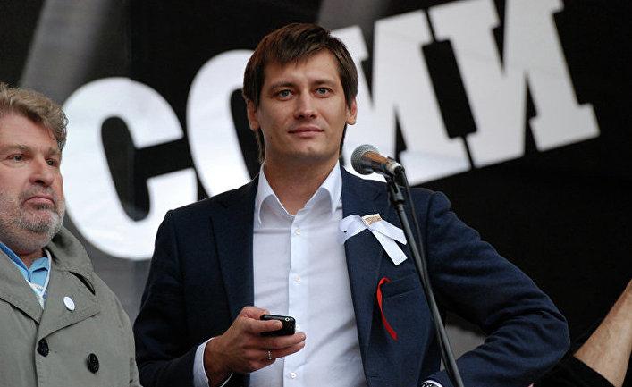 Митрохин исключил участие Гудкова ввыборах главы города столицы от«Яблока»