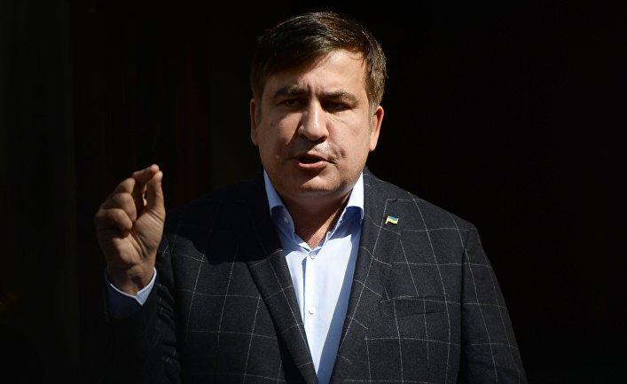 Пусть выступает. Кприезду Саакашвили вДнепре сняли запрет напередвижные цирки